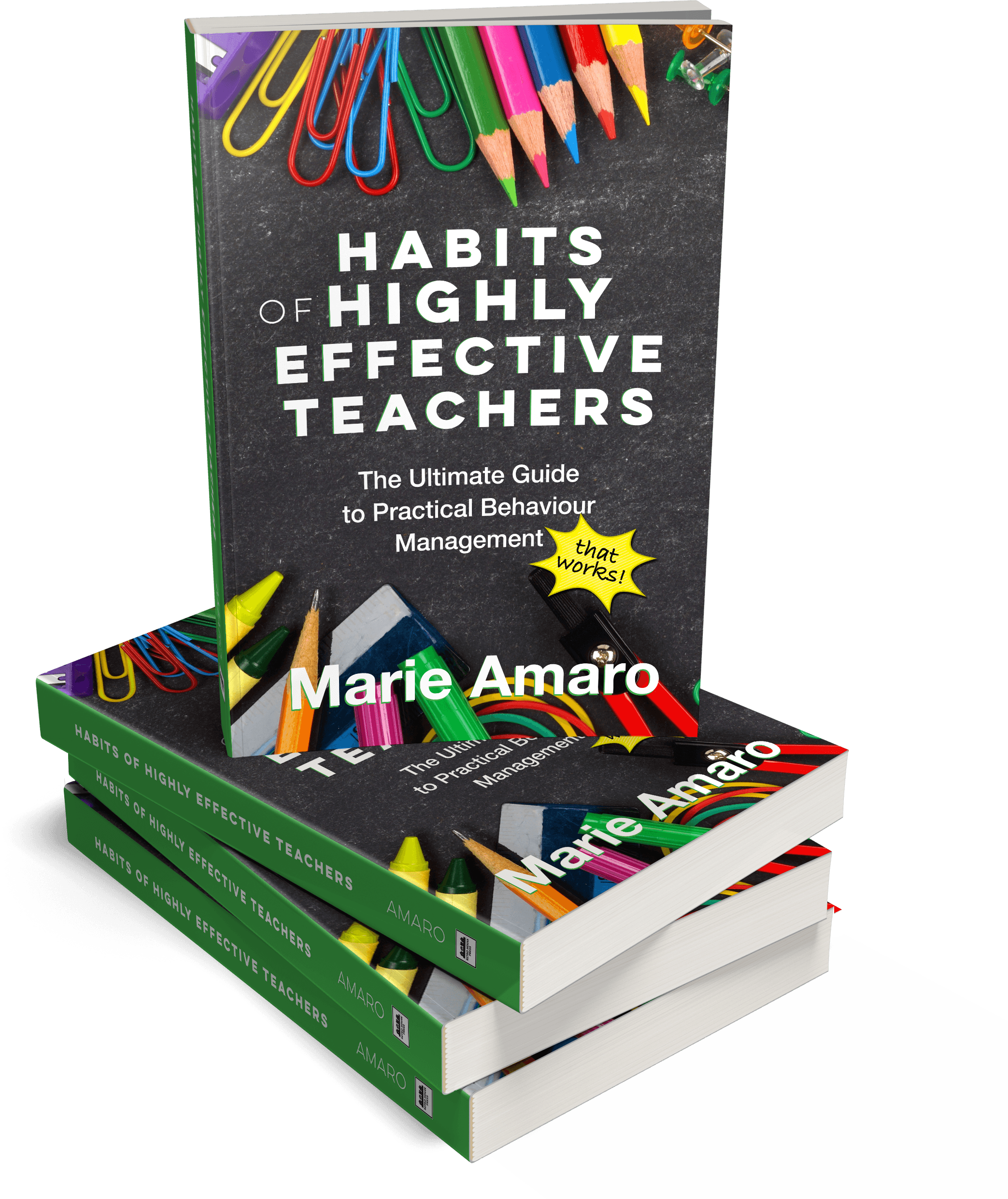 Habits of Highly Effective Teachers BOOK